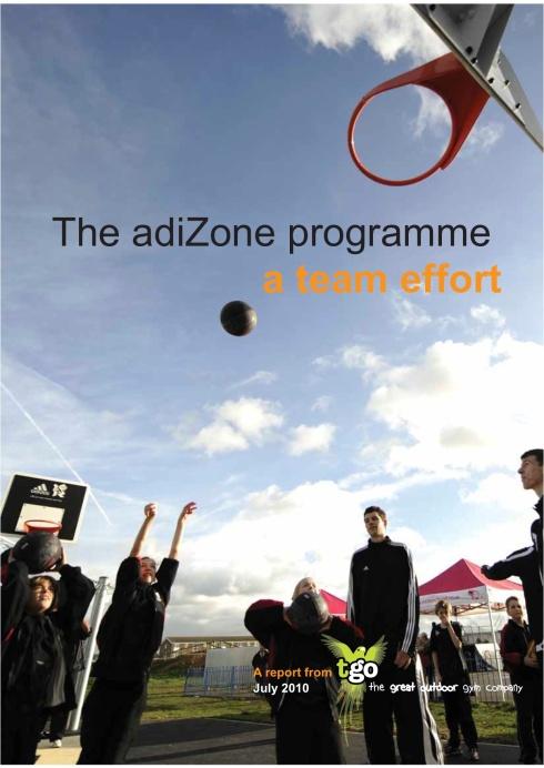 adiZone impact study - front cover