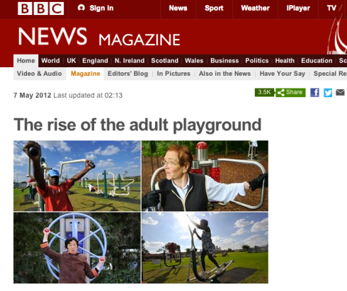 BBC News Magazine, article for TGO, Storyboard Marketing